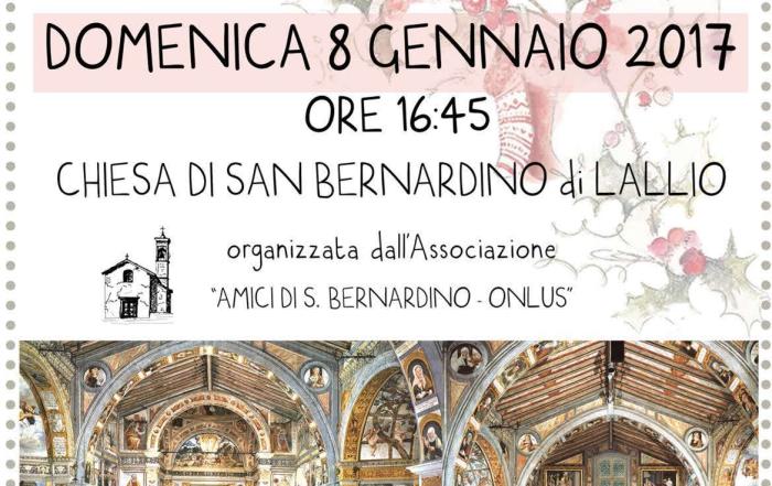 Concert choir Calycanthus on Sunday h 4.45 p.m.