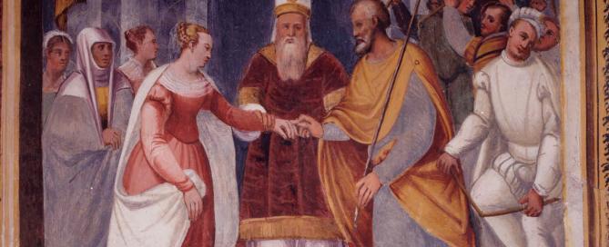06 - Matrimonio di Maria e Giuseppe
