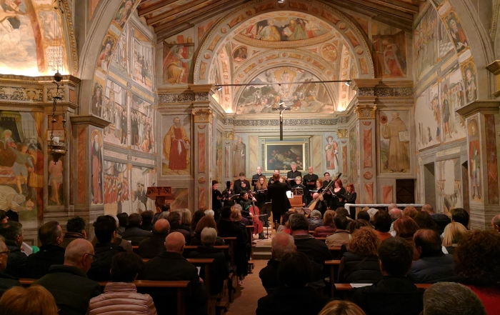 Beautiful concert of Easter Monday