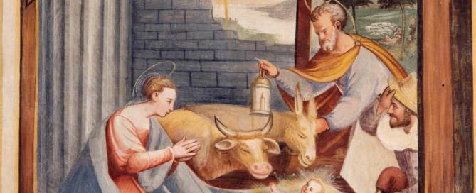 09 - Nascita di Gesù