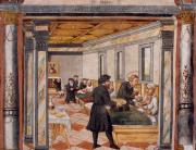 68 - S.Bernardino visita gli infermi