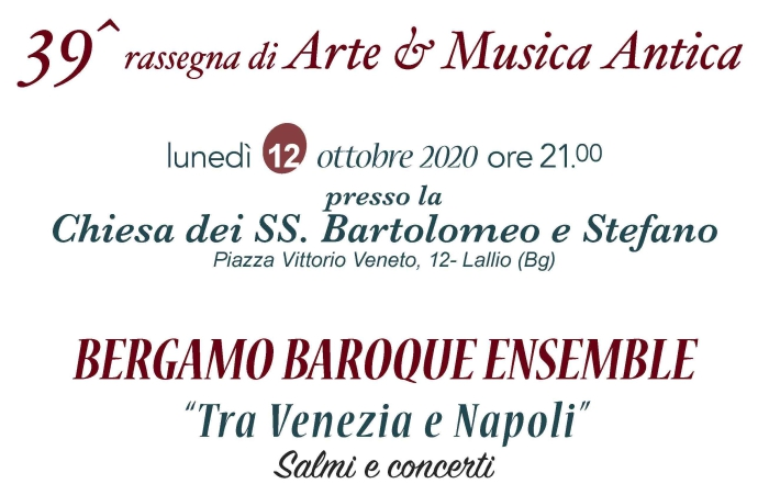 Monday 12 October 9pm Concert