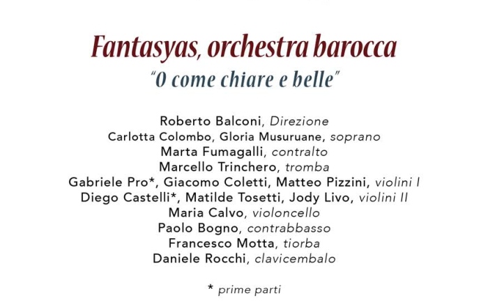 The second concert of the Review … will be wanderful!